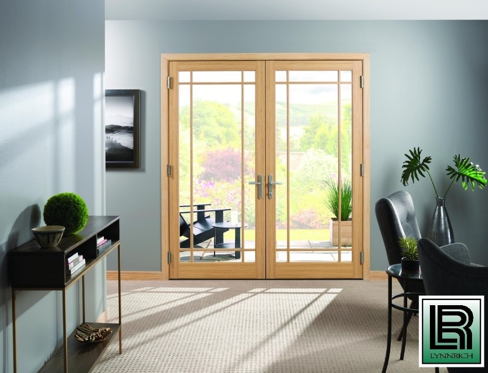 Inswing French Door (View from Interior) & Patio Doors - Lynnrich Lynnrich
