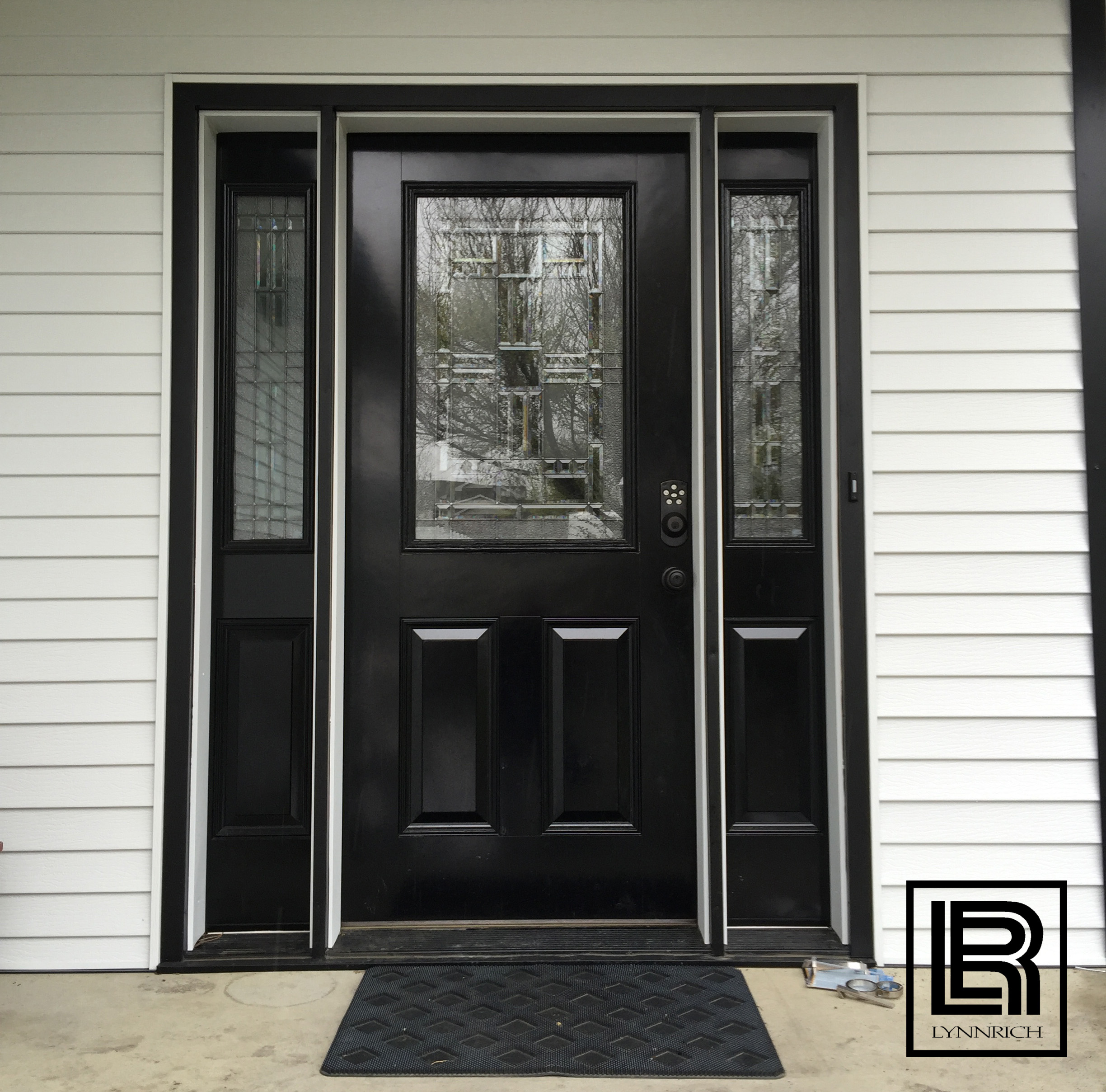 Exterior Slab Doors With Glass Examples, Ideas & Pictures ...