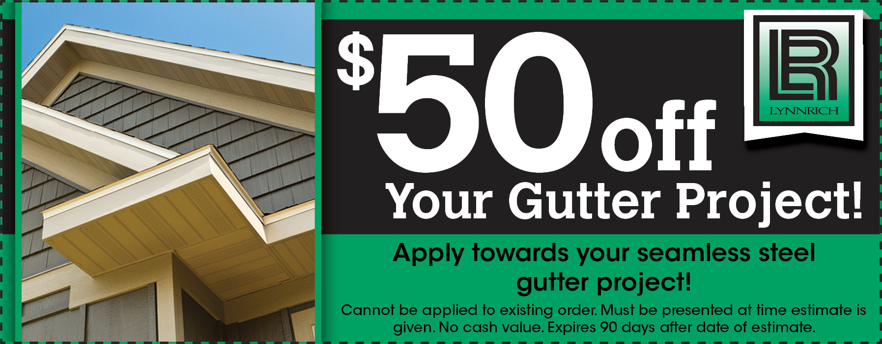 billings gutter discount