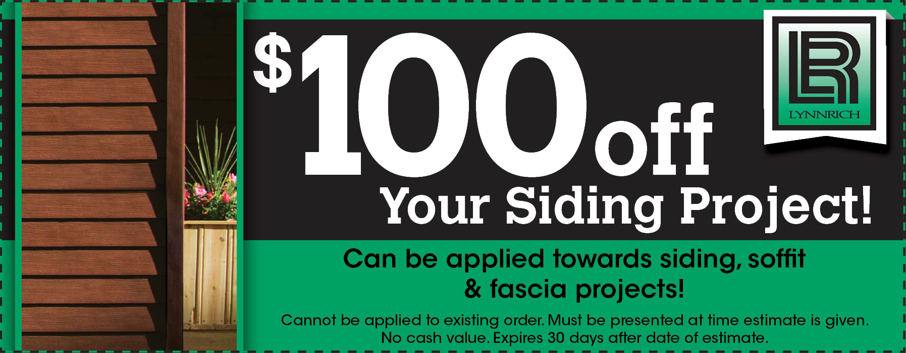 Billings montana siding promotion